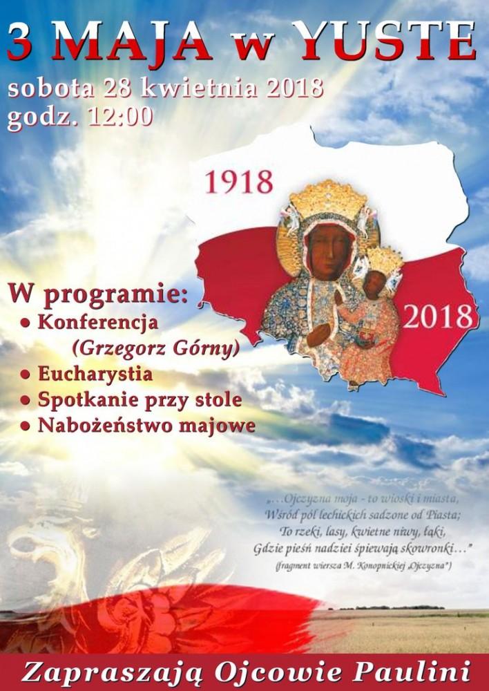 Noticias Fiesta De La Reina De Polonia 2018 Monasterio